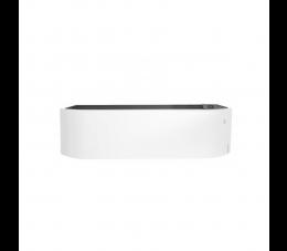 Atlantic grzejnik elektryczny Divali Plinthe 1000W, kolor biały