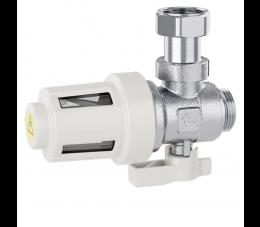 Caleffi Caleffi XS® - Urządzenie filtrujące z magnesem do montażu pod kotłem 3/4