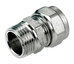 Złączka wkrętna - nypel O16xG1/2 Z