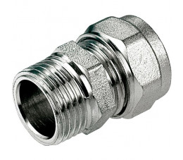 Złączka wkrętna - nypel O25xG3/4 Z