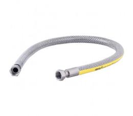 Invena przewód elastyczny do gazu, w osłonie PVC 75 cm