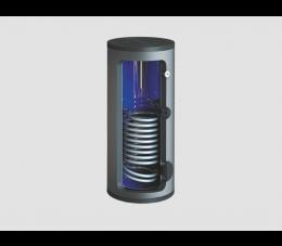 Kospel wymiennik c.w.u. z wężownicą spiralną i dodatkowymi króćcami SWZ-400 Termo Max