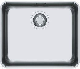 FRANKE Zlewozmywak ATON ANX 110-48 Stal szlachetna jedwab