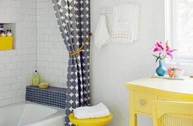 15 pomysłów na małą łazienkę