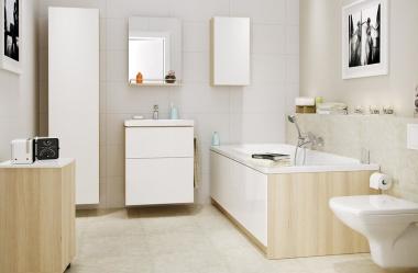 Szafki łazienkowe - jakie rodzaje mebli znajdziesz na rynku?