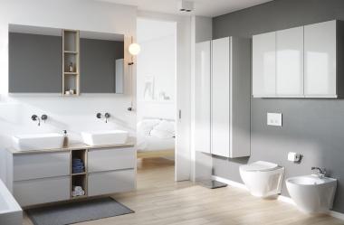 Jak wyposażyć łazienkę i kuchnię w funkcjonalny sposób?
